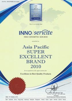 Asia Pacific Super Excellent Brand