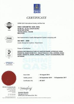MS ISO 9001-2008a